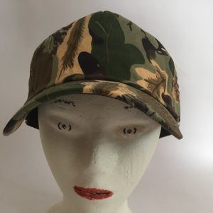 Other - Camouflage hat